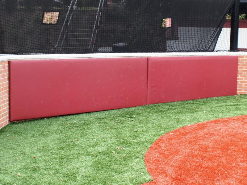 Outdoor Backstop Padding 2'x6'