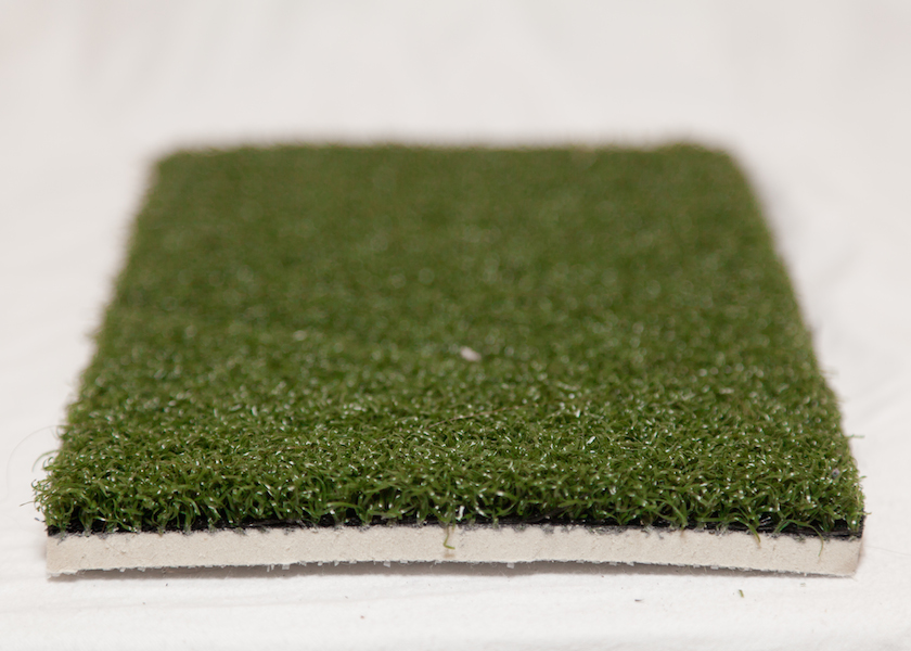 T5M/Turf Green 48oz nylon with 5mm foam backing