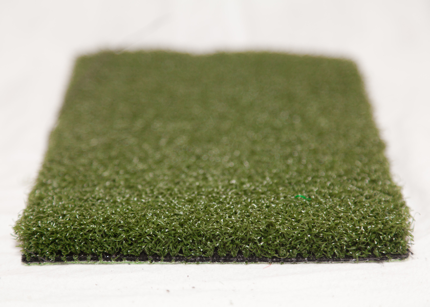 T50 Pro Turf/Field green tight knit nylon secondary backing