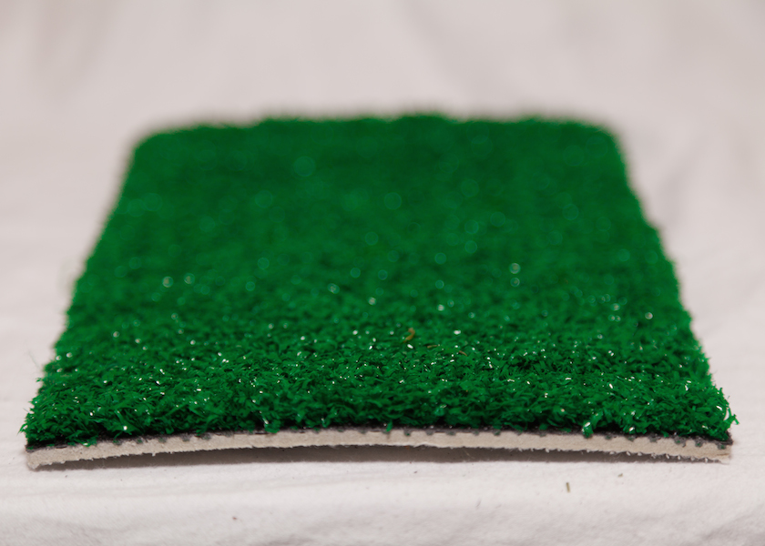 PLO Turf with 3mm foam backing