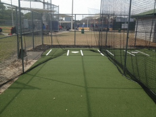 Baseball Cage Nets/Nylon
